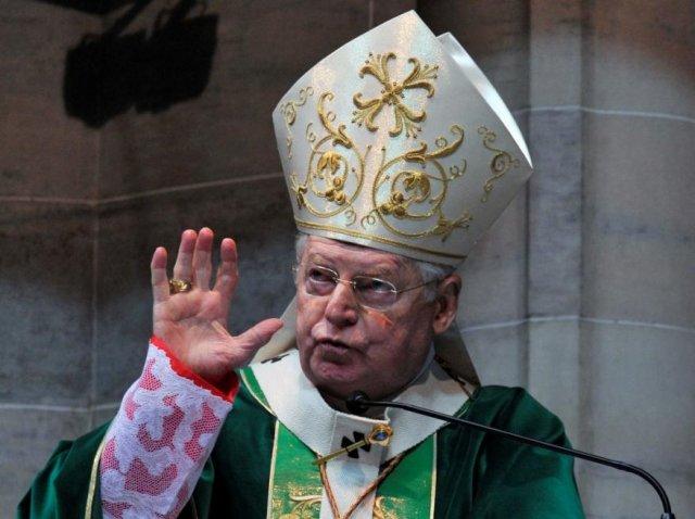 Cardeal Scola diz: Putin é o ponto de referência para a Nova Ordem Mundial