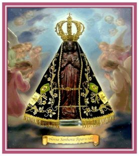 Professor Petista afirma: Nossa Senhora Aparecida é uma criação da Igreja Católica