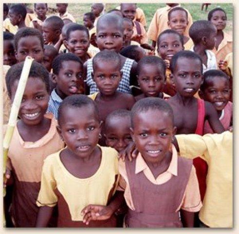 Crianças sendo sequestradas na África e levadas para o Reino Unido afim de serem usadas em rituais satânicos