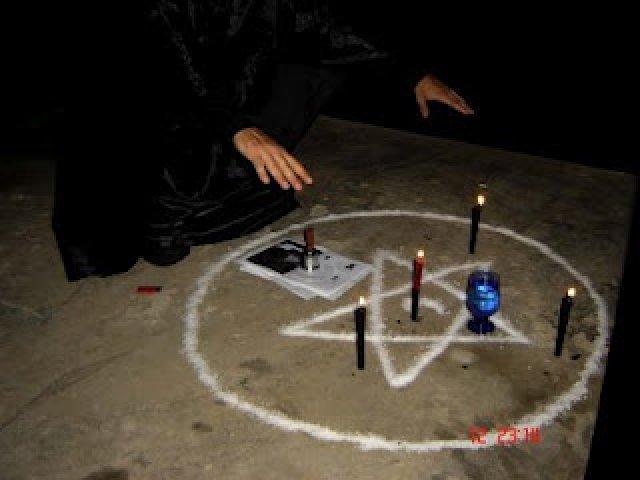O culto satanista na Universidade Fluminense foi apoiado por professores