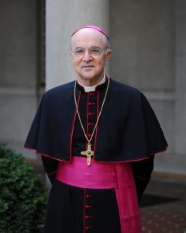 Arcebispo Viganò: Francisco é funcional para estabelecer o reino do Anticristo