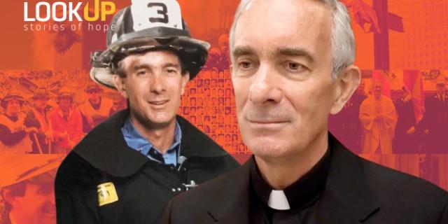 Entre fogo e escombros encontrei a Deus: O capitão do Corpo de Bombeiros de Nova York...