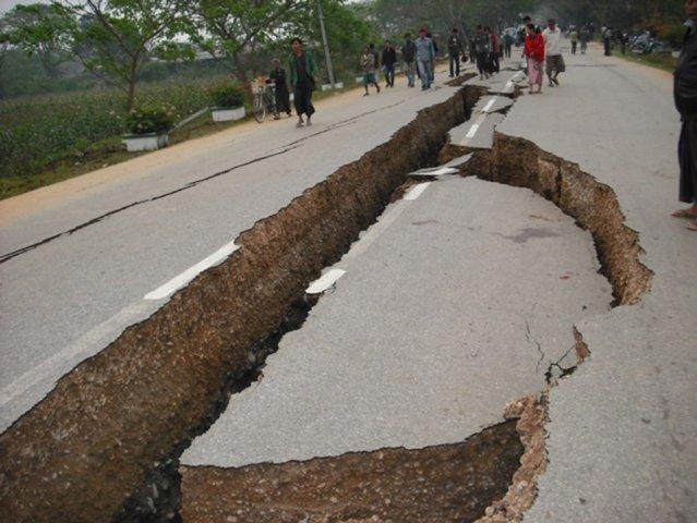 Escalada de terremotos na América do Norte por conta de anomalia magnética