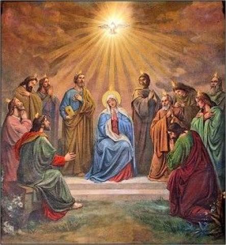 O fogo do Pentecostes deve ser espalhado: