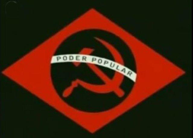 Golpe Comunista sendo preparado pelo PT e a nova Bandeira do Brasil