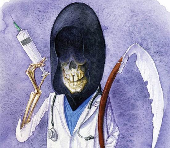 A rebelião final contra Deus continua: O serviço oficial de notícias do Vaticano elogia a introdução da eutanásia