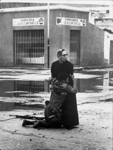 A Ajuda do Padre: Foto do ano 1963, tirada na Venezuela, continua atual 55 anos depois