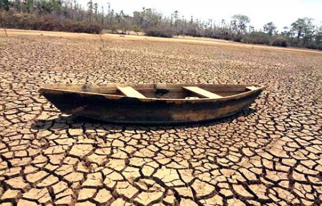 Falta de água começa a ser sentida no Mundo