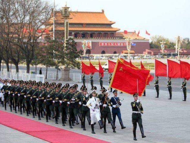 A Voz da Rússia Noticias: A China se prepara para guerra na Coreia do Norte?