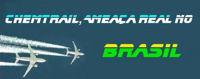 Jornal Diário do Estado de Mato Grosso do Sul: Chemtrail, Ameaça Real no Brasil