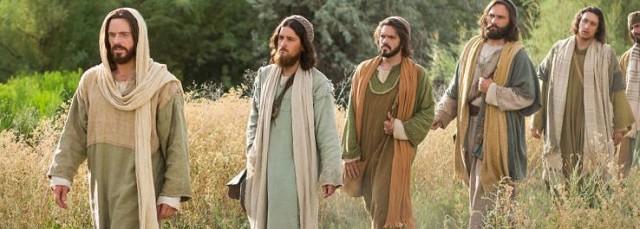 Doze características dos discípulos de Jesus: Jesus é, acima de tudo, o Mestre com quem ele vive e aprende, em quem os olhos estão sempre fixos