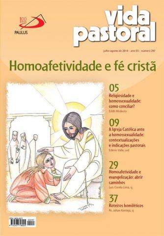 Conceituada revista católica quer conciliar o grave pecado do homossexualismo com a fé católica