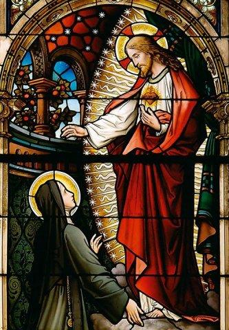 Lembrando Santa Margarida Maria Alacoque: Horror ao pecado, e as Promessas do Sagrado Coração de Jesus encontradas nos seus escritos