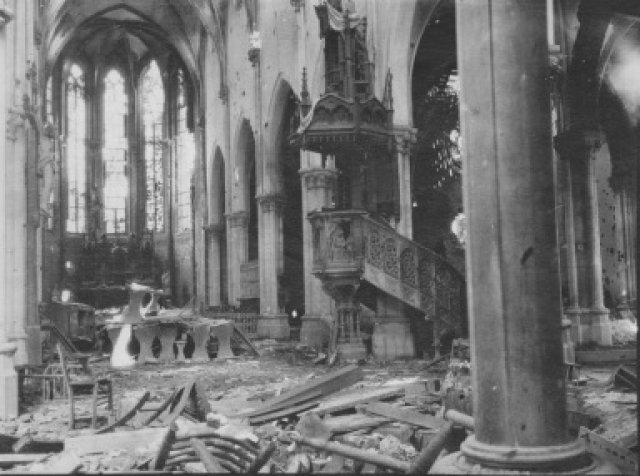Dom Lourenço Fleichman: Pode a Igreja Morrer?