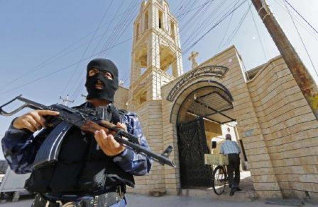 Mártires do Iraque: Se tiver que morrer protegendo a Igreja, eu o farei
