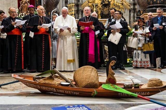 Bergoglio deve se arrepender publicamente e executar repetidos atos de reparação