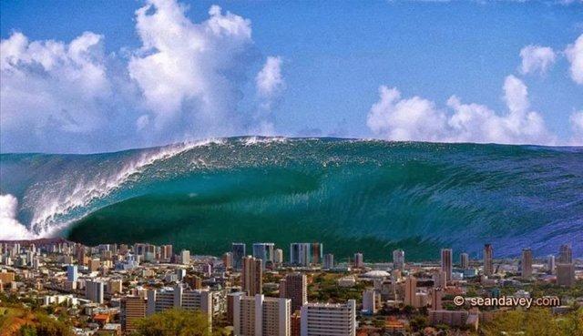 Site Apolo11: Erupção do vulcão Cumbre Vieja pode causar um tsunami no Brasil?