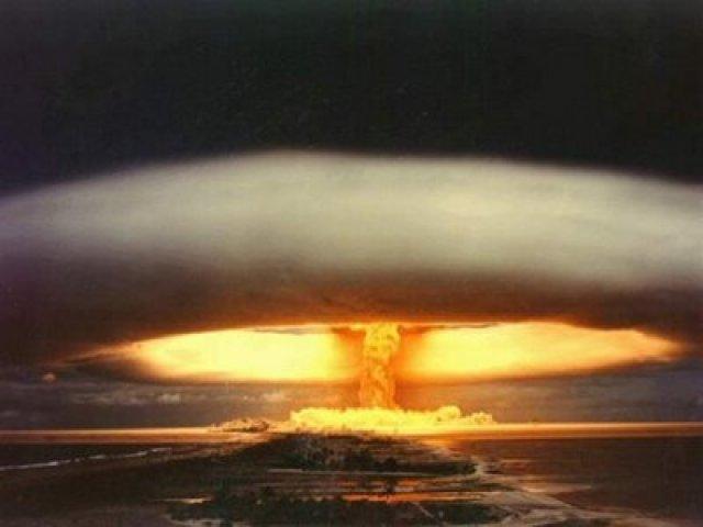 O ISIS - Exército do Estado Islâmico ameaça ataque nuclear em Israel