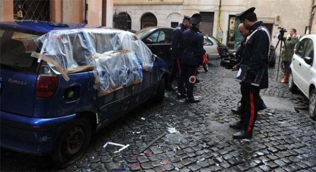 Bomba explode perto do Vaticano antes de encontro do presidente da França com o Papa