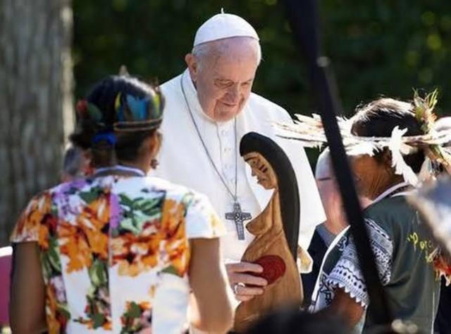 A rebelião final contra Deus continua: O Vaticano cria