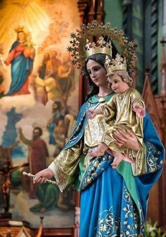 24 de maio - Celebração de Nossa Senhora Auxiliadora - Auxilio dos Cristãos