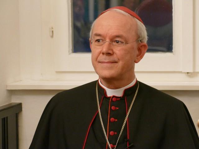 Cardeal Schneider: Isso pode significar a perda da alma de Francisco