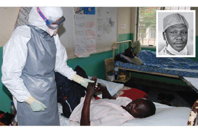 Sinal dos Tempos: Virus mortal Ebola está matando os próprios médicos na África