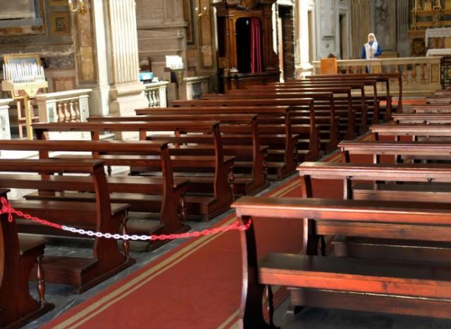 Igrejas italianas abertas, mas fechadas: Os Bispos reféns do Governo