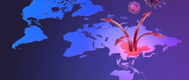 EUA suspeitam da China por ser propagadora do Coronavírus e o risco de nova onda