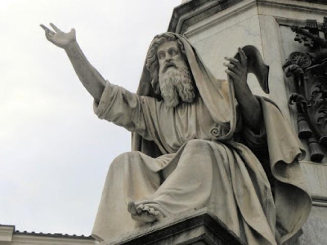 Lembrando que o Profeta Jeremias descreve o que acontece a quem defende a Verdade