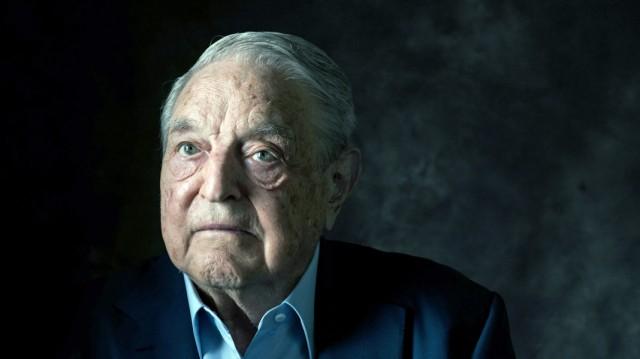 Site de notícias financiado pelo globalista George Soros diz: